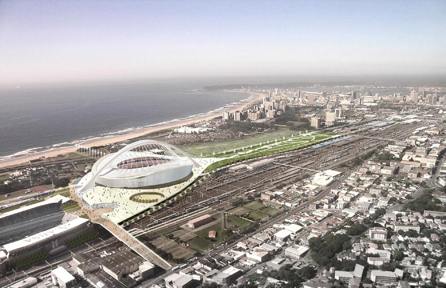 FIFA World Cup News: Soccer 2010 World Cup Stadiums