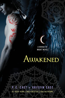Awakened Oct19 Awakened   P. C. Cast & Kristin Cast