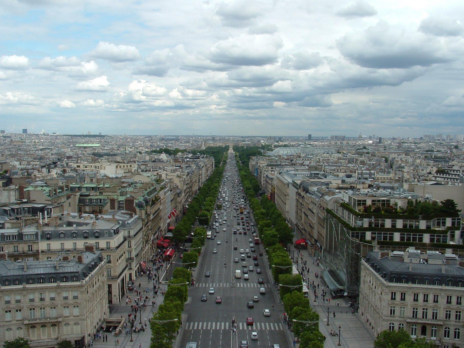 Nine9lives aux champs lys es for Les photos de paris