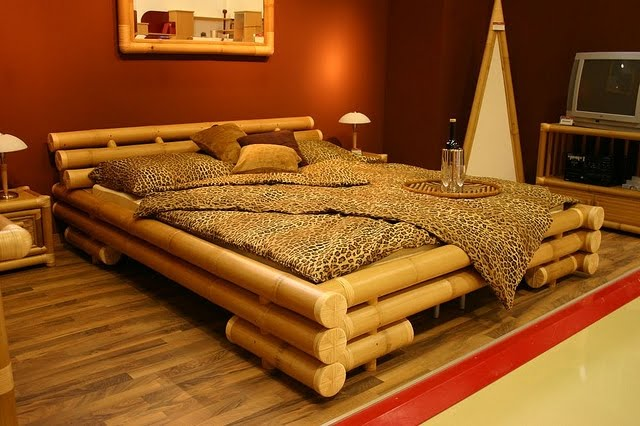 Beyond The Curtain Of Time: Bamboo Furniture Beds For Sale