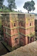 Iglesia Etiope en Lalibela