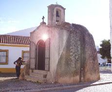 Anta-Dólmen de San Dinis (Portugal)