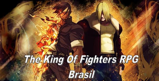 The King of Fighters RPG Brasil