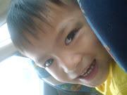 Kamil Afiq ( 5 tahun )