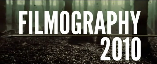 filmography 2010 of 270 movies in 6 minutes