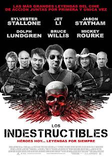 Los Indestructibles / Los Mercenarios Poster