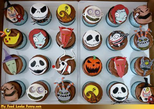 Ghoulishly Great 'Nightmare Before Christmas' Cakes - Haunted ...