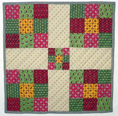 Sweet Nothings An Old Fashioned Quilt
