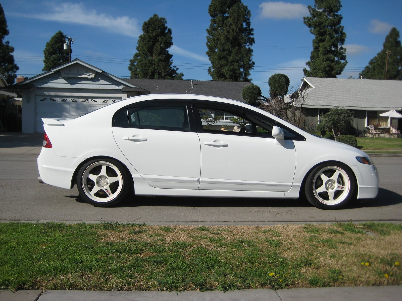 Rims And Tire For Track Question 8th Generation Honda