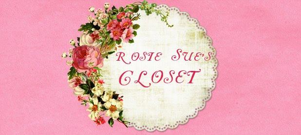 Rosie Sue's Closet