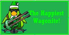 I'm a true Wagonite!