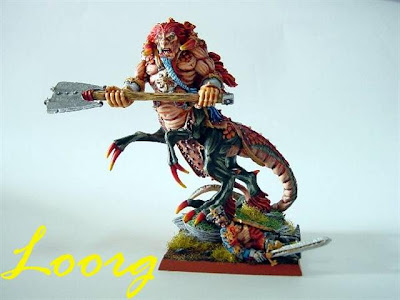 Warhammer: Ogro Dragón Shaggoth