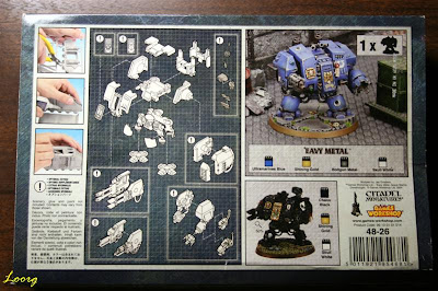 Caja del Dreadnought MKV