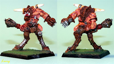 Minotauro Doom Bellow the Warped