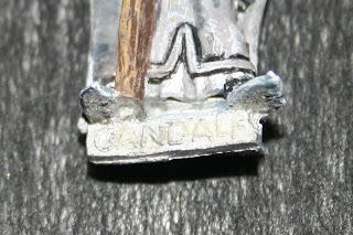 Peana de la miniatura de Gandalf
