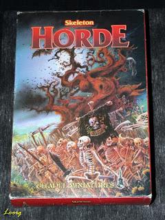 Portada de la caja de Skeleton Horde