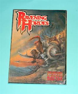 Ravening Hordes para la segunda edición de Warhammer Fantasy Battle