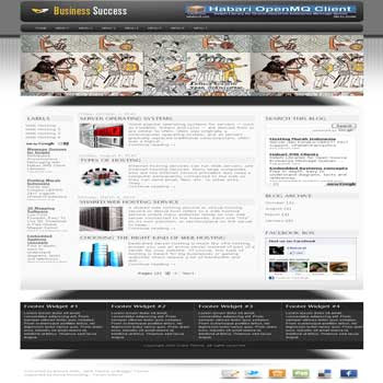 Cube Theme blogger template magazine style converted from wordpress theme to blogger template with image slide show template blog and ads ready blog template also 4 column blogger templates