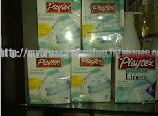 Playtex Liner 8 oz/125pcs for breastmilk storage