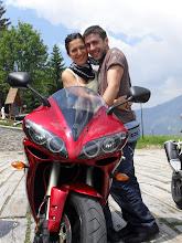 Noi due e la moto