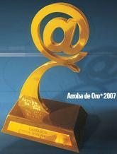 NOMINADO AL ARROBA DE ORO 2007 - ENTRE LOS TRES PRIMEROS BLOGS DE ARGENTINA!!