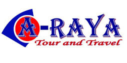 Logo A-RAYA Travel