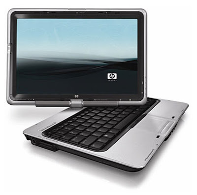 HP announcing TX1400 TabletPC