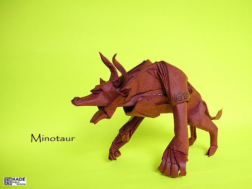 Chinese Dragon By Kade Chan Origami Wikipedia