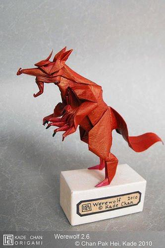 Kade Chan Origami Blog Werewolf Ver26