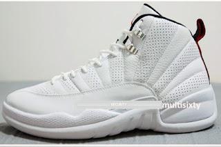 jordan retro 12 white