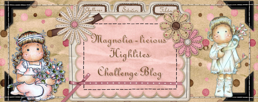 Magnolia-licious Highlites
