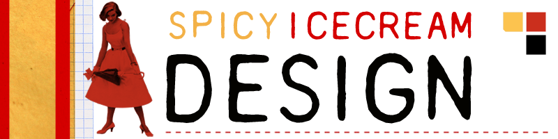 spicy icecream design
