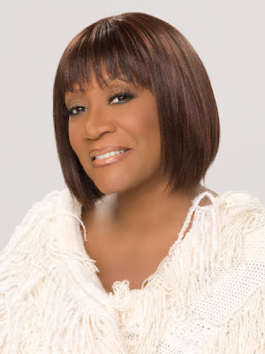 patti labelle. as only Patti Labelle can.