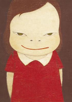 Sin Titulo-Yoshitomo Nara