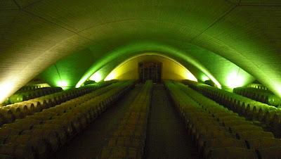 Bodega  de Otazu, la catedral del vino