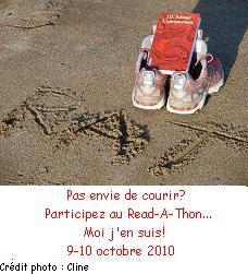 Read-a-thon du 9/10 octobre 2010 : le suivi des lectures