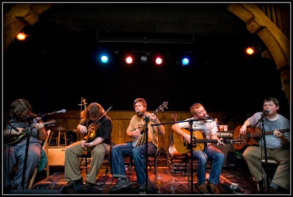 For the Love of Mansfield: TRAMPLED BY TURTLES