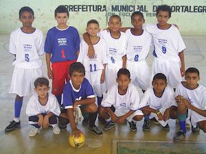 São Cristovão - Campeão Mirim - 2007