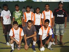 TUBARÕES - INFANTIL 2009