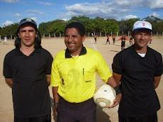 Gustavo, Alcivan e Zé Roberto