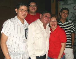 La familia completa