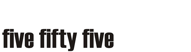 five fifty-five