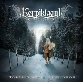korpiklaani tales along this road