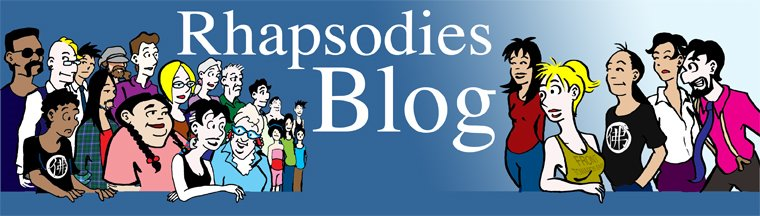 Rhapsodies Blog