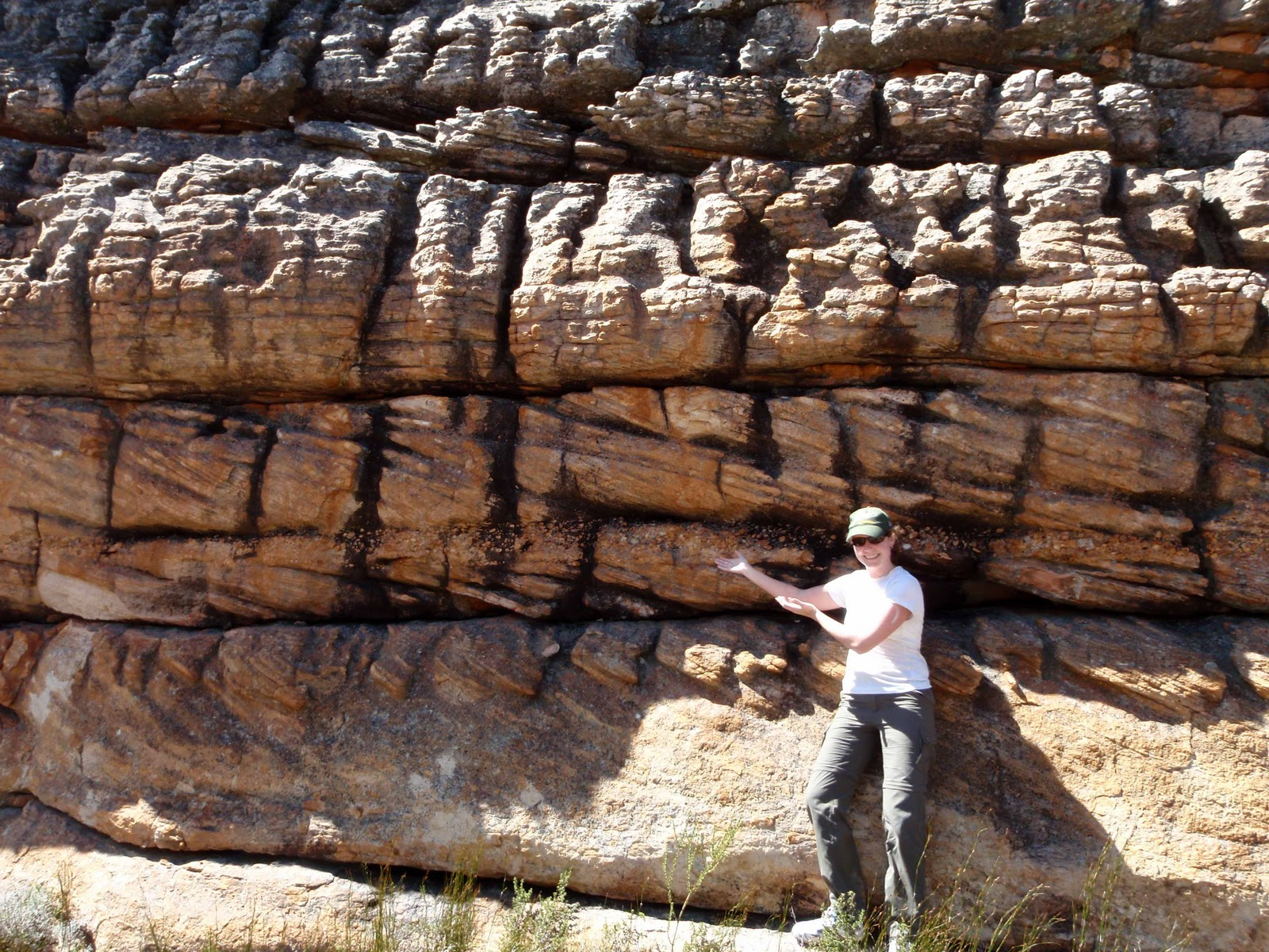 Geology word of the week f is for fabric georneys agu for Geology dictionary