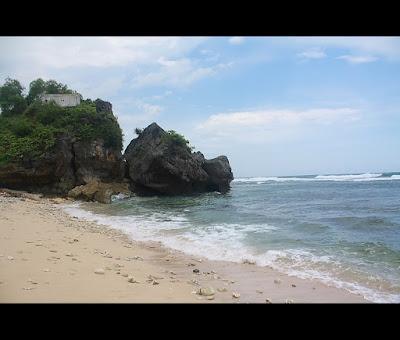 Kidul Berderet Dengan Pantai Baron Kukup Dan Beberapa Pantai Lainnya