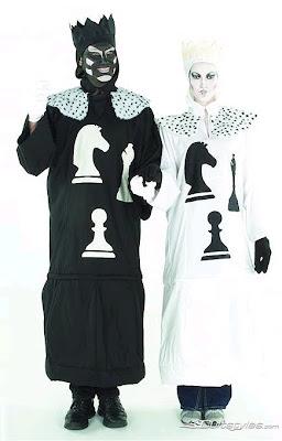 Echecs & Halloween: Quelle tenue porter ce soir ?