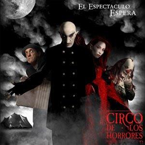 Imagen, Suso Silva, El circo de los horrores, entrevista, la rosa de los vientos, descargar, audio, rosavientos, martin, exposito, agenda cultural, 2009