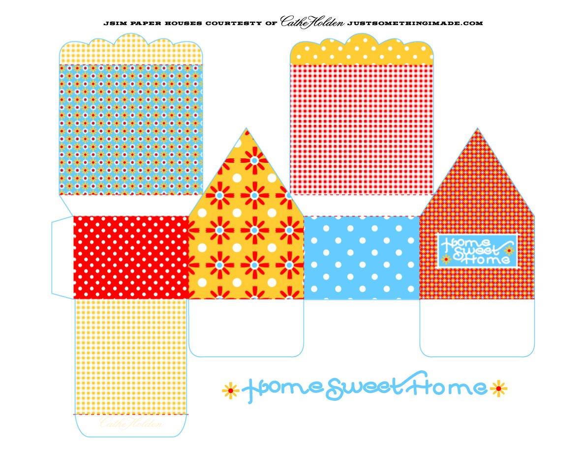Paper House New Calendar Template Site