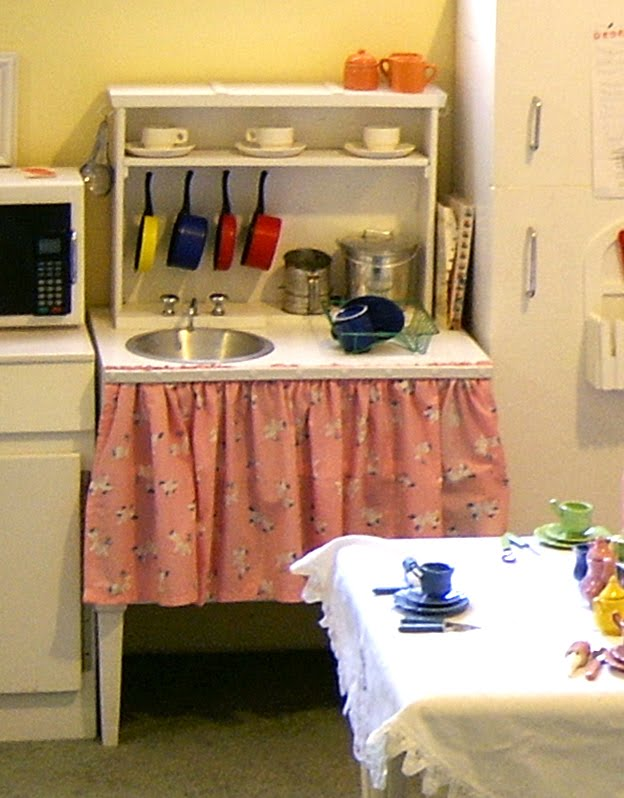 Vintage Play Kitchen Sink Cathe Holden S Inspired Barn